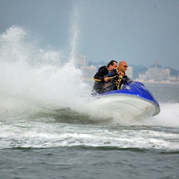Jet ski Scooter des mers, département Loire Atlantique
