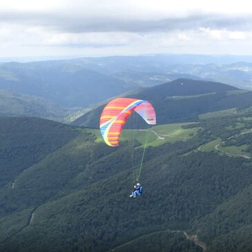 Stage initiation parapente (5 jours)