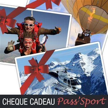 Le Pass'Sport : Chèque Cadeau utilisable sur tout le site