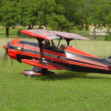 Aérodrome de Sarlat-Domme, Dordogne (24) - Baptême en ULM et Autogire