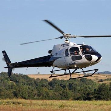Baptême Hélicoptère, département Puy de dôme