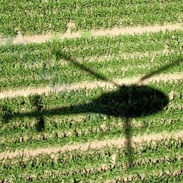 Baptême de l'air hélicoptère proche Aérodrome d'Issoire Le Broc