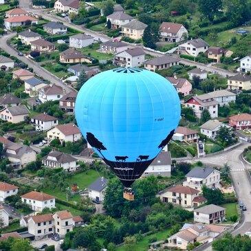 Vol en Montgolfière à Vesoul