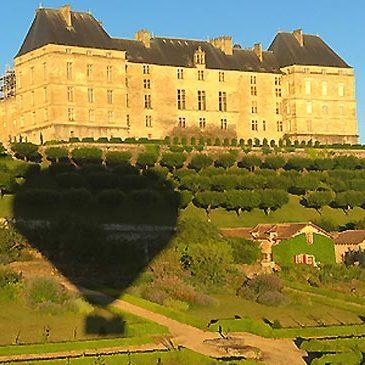 Vol en Montgolfière à Périgueux - Survol du Périgord en région Aquitaine