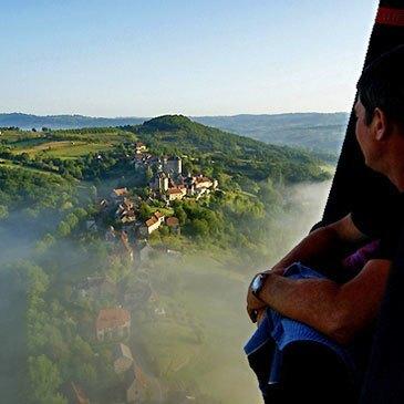 Réserver Baptême de l'air montgolfière en Aquitaine