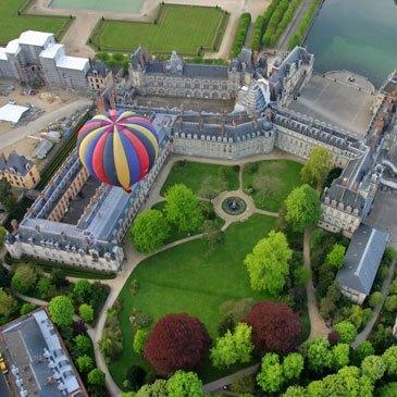 Baptême de l'air montgolfière, département Seine et marne