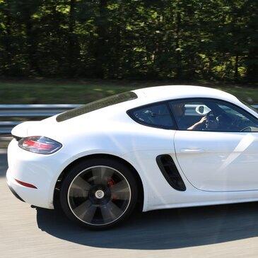 Stage de pilotage Porsche, département Yvelines