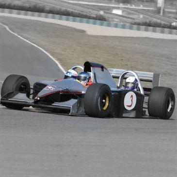 Baptême en Formule 1 - Circuit de Dijon Prenois