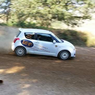 Stage de Pilotage Rallye en région Aquitaine