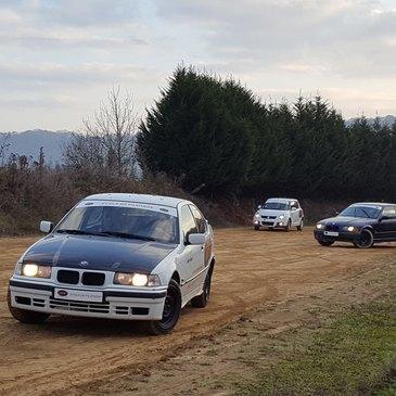Lespielle, Pyrénées atlantiques (64) - Stage de Pilotage Rallye