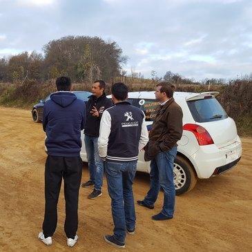 Stage de Pilotage Rallye proche Lespielle