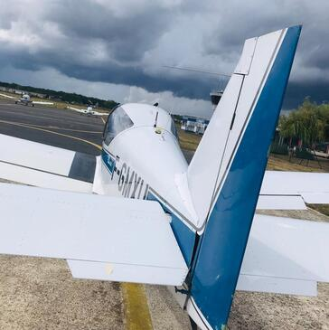 Baptême de l'air avion proche Aérodrome de Lognes-Émerainville