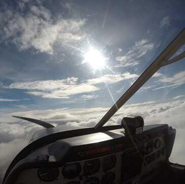Pilotage avion en région Ile-de-France
