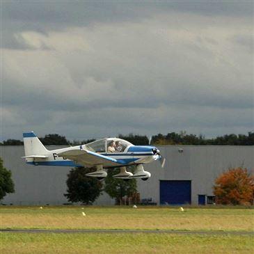 Aérodrome de Lognes-Émerainville, Seine et marne (77) - Stage initiation avion