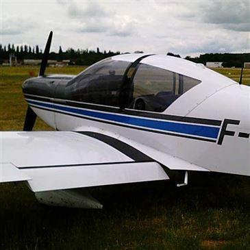 Stage initiation avion proche Aérodrome de Lognes-Émerainville