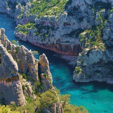 Vol en ULM Multiaxe - Les Calanques de Marseille en région Provence-Alpes-Côte d'Azur et Corse
