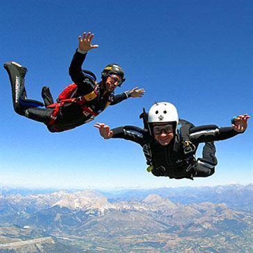 Stage PAC parachutisme (5 jours-Gap)