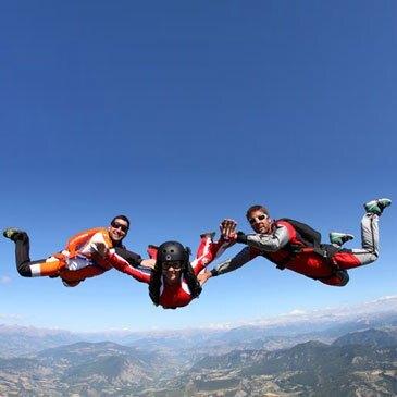 Hautes Alpes (05) Provence-Alpes-Côte d'Azur et Corse - Sport Aérien