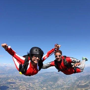 Aérodrome de Gap-Tallard, Hautes Alpes (05) - Stage parachute (PAC)