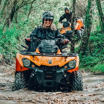 Quilly, à 40 min de Nantes, Loire Atlantique (44) - Quad & Buggy