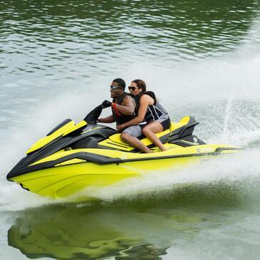 Jet ski Scooter des mers, département Vendée