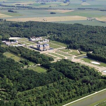 Vol en ULM Multiaxe - Survol des Châteaux d'Ile-de-France
