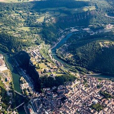 Baptême de l'air en avion (Besançon)