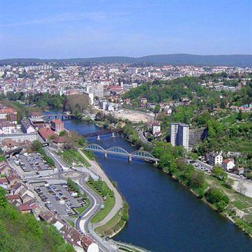 Baptême de l'air avion en région Franche-Comté