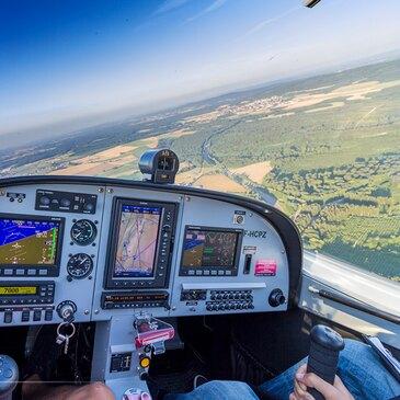 Stage initiation avion en région Franche-Comté