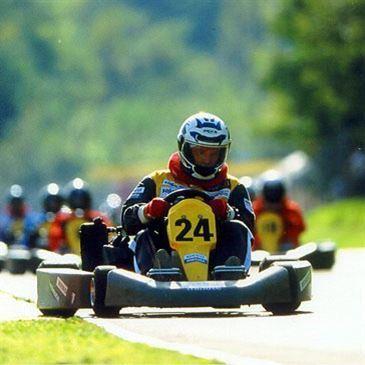 Stage de Karting près d'Auxerre