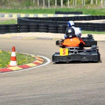 Karting, département Yonne