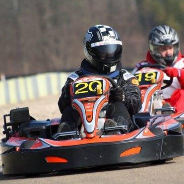 Karting en région Bourgogne