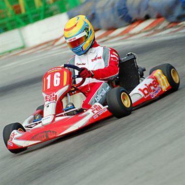 Stage de pilotage Karting (demi-journée)