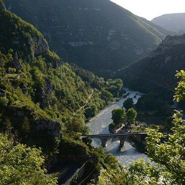 Saint-Sulpice, Tarn (81) - Baptême en ULM et Autogire