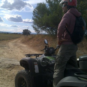 Uzès, Gard (30) - Quad & Buggy