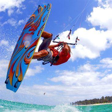 Stage kitesurf