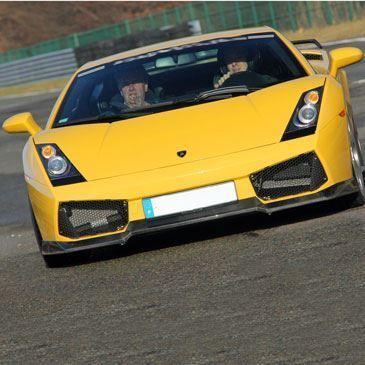 Stage en Lamborghini Gallardo LP-560 - Circuit de Trappes