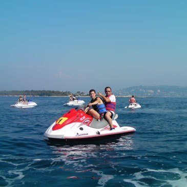 Nice, Alpes Maritimes (06) - Jet ski Scooter des mers