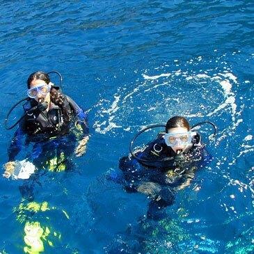 Cours de plongée nice