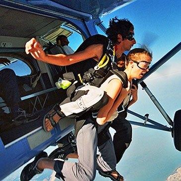 Saut en parachute proche Aérodrome de La Réole