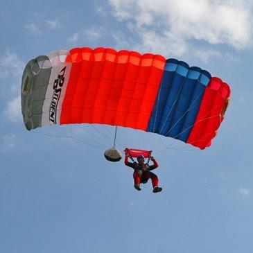 Stage Parachutisme PAC en région Aquitaine
