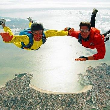 Aérodrome de La Réole, Gironde (33) - Stage Parachutisme PAC