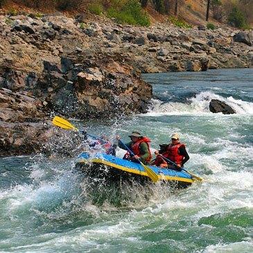 Rafting en région Provence-Alpes-Côte d'Azur et Corse