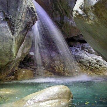 Canyoning, département Alpes Maritimes