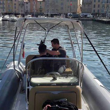 Permis bateau, département Var