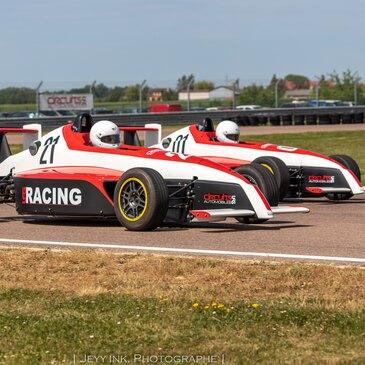 Stage de pilotage Formule Renault, département Seine et marne