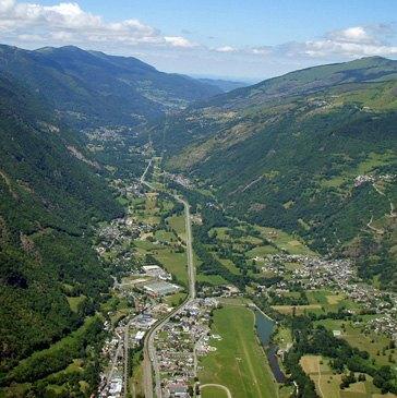 Baptême en parapente en région Midi-Pyrénées