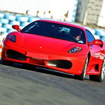 Stage de Pilotage en Ferrari F430 - Circuit de Folembray