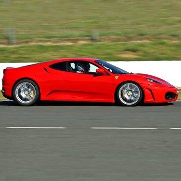 Stage de pilotage Ferrari, département Aisne