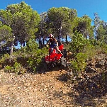 Quad & Buggy en région Languedoc-Roussillon